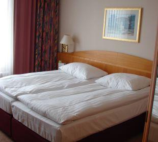Schlafbereich Hotel Meerane