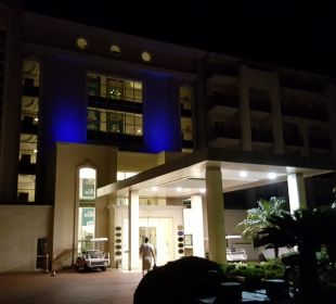 Eingang Sunis Hotels Elita Beach Resort & SPA