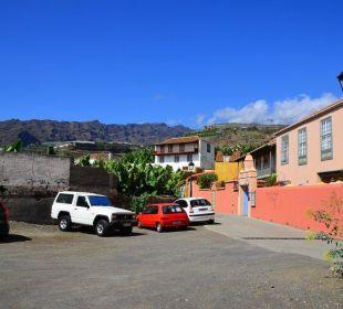 Parkplatz Hotel Hacienda de Abajo