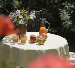 Garten Schwandenhof Ferienwohnungen