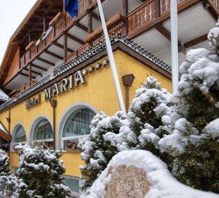 Particolare d'inverno Leading Relax Hotel Maria