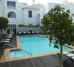 Schön warmes Wasser Hotel Winchester Mansions