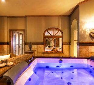 Private Spa Suite DolceVita Hotel Preidlhof