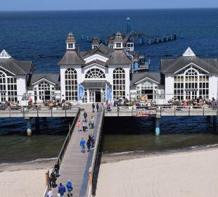 Strand Hotel Bernstein Rügen