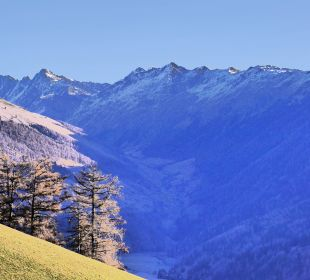 Blick nach links Alpin & Relax Hotel Das Gerstl