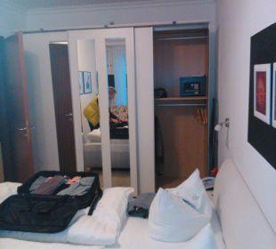 Schlafzimmer SEETELHOTEL Ostseeresidenz Heringsdorf