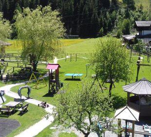 Gartenanlage Kinderhotel Felben