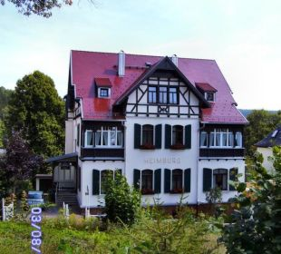 Heimburg selbst Hotel-Pension Heimburg