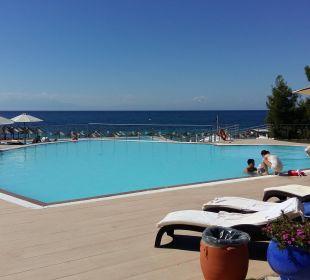 Pool Meer Himmel Hotel Istion Club & Spa