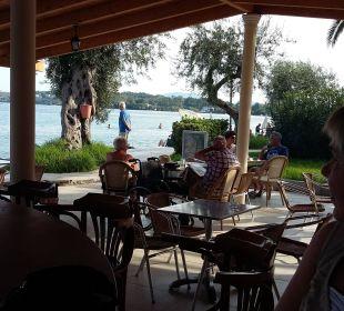 Aussicht von der Beachbar Hotel Elea Beach