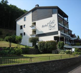 Het hotel Thul Moselromantik Hotel Thul