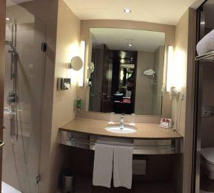 Bagno camera 339 Austria Trend Hotel Savoyen Vienna