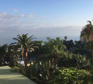 Gartenanlage Hotel Tigaiga