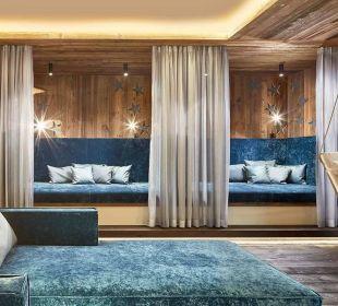 Ruheraum Sonne, Mond & Sterne Alpin Life Resort Lürzerhof