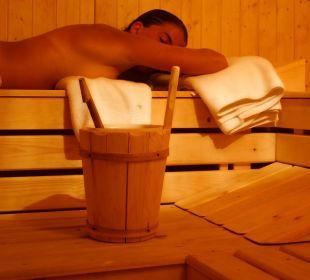 Sauna - Thalasso Grand Hotel Stella di Mare