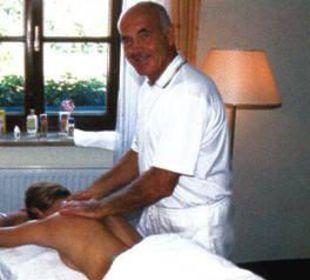 Genießen Sie eine Massage Hotel Angerbräu