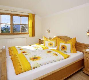 Seeblick Schlafzimmer Ferienwohnungen Berghof Kinker
