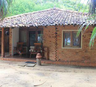 Unser Standard Bungalow Hotel Ranweli Holiday Village