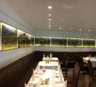 Wein Stüberl - mit Bildern vom eigenen Weingarten Alpen Adria Hotel & Spa