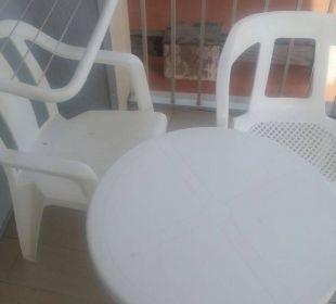 Dreck überall JS Hotel Ca'n Picafort