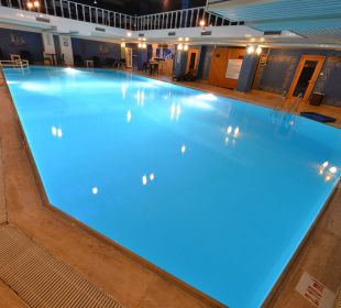 Indoor swimming pool Hotel Sevcan