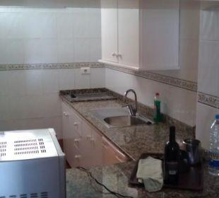 Küchenzeile Hotel Dorotea