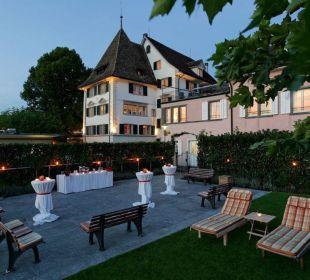 Aussenansicht Romantik Seehotel Sonne