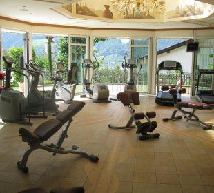Fitnesstempel Luxury DolceVita Resort Preidlhof