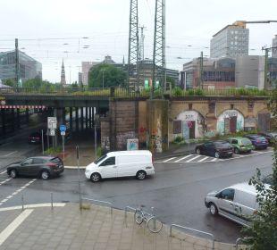 Zimmer Ibis budget Hamburg City