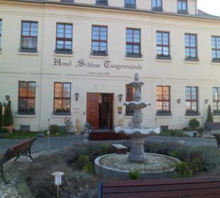 Das Hotel Ringhotel Schloss Tangermünde