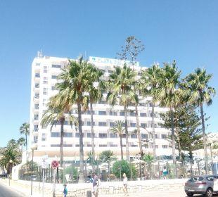 Blick von der Seeseite SENTIDO Playa del Moro