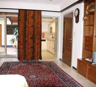 Wohnzimmer FeWo 5-6 Personen Ferienwohnungen Annelies