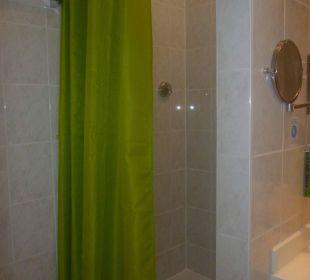 Dusche Kinderhotel Oberjoch