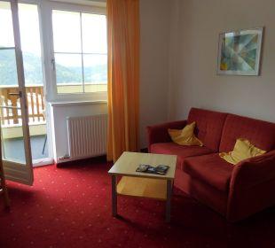 Sitzecke Hotel Alpen Royal