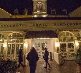 Haupteingang Inselhotel König