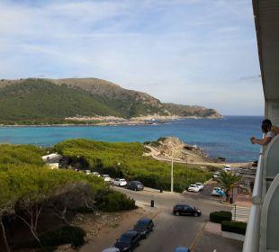 Blich auf Cala Agulla Hotel & Spa S'Entrador Playa