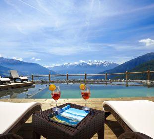 Naturbadeteich Alpin & Relax Hotel Das Gerstl