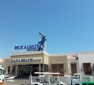 Außenansicht Dana Beach Resort