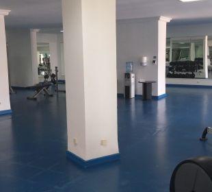 Gym Hotel Vincci Marillia