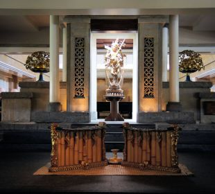 Blickfang in der Lobby InterContinental Bali Resort