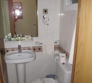 Einzelzimmer 404 - Bad Hotel Galeon