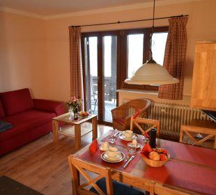 Appartement Osser Keilhofer Appartements Ferienwohnungen