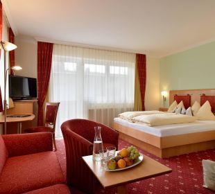 Doppelzimmer Hotel Glockenstuhl in Westendorf Hotel Glockenstuhl