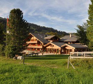 Ein Ort der Entspannung... Romantik Hotel Hornberg