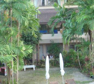 Вид на номер Hotel Coconut Village