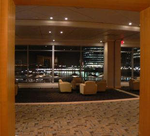 Blick in die Lobby Hotel Hyatt Regency Jersey City On The Hudson