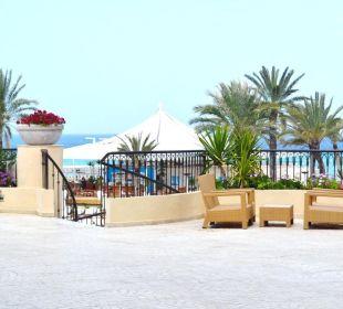 Sitzgelegenheiten zum kaffee-trinken Hotel Mövenpick Resort & Marine Spa Sousse