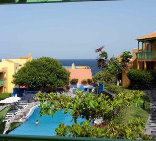 Ausblick Apartamentos La Caleta