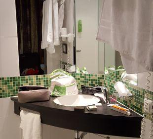 Waschbecken  Hotel Arooma