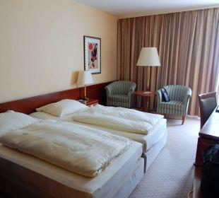 Zimmer 240 Maritim Hotel Nürnberg